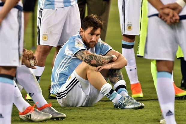 La emotiva carta de una maestra a Lionel Messi