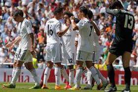 Real Madrid festejó y es puntero