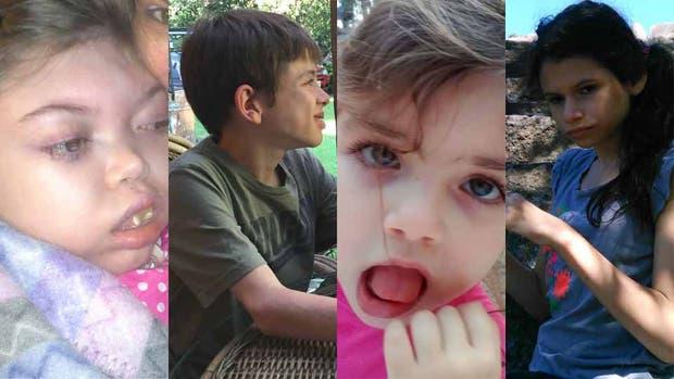 Katrina, Manuel, Josefina y Violeta fueron diagnosticados con epilepsia; después de varios tratamientos fallidos, el aceite de cannabis les mejoró considerablemente la calidad de vida