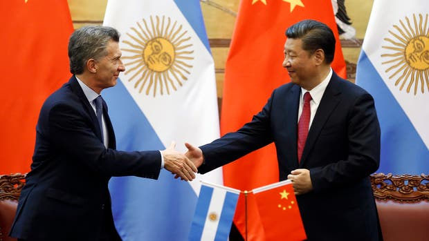 Mauricio Macri, optimista tras los acuerdos con China: