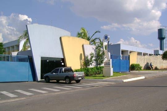 Otra imagen de la fachada de las instalaciones. Foto: Luis Carneiro (Panoramio)