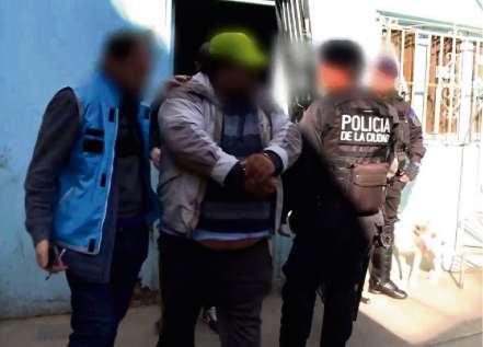 """Arrestaron a """"el Gordo Miguel"""""""