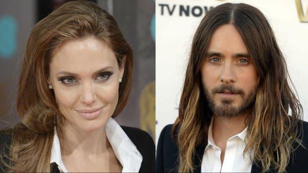 Jared Leto sería el nuevo novio de Angelina Jolie, informan medios internacionales