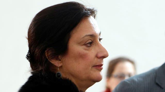 Daphne Caruana Galizia fue asesinada ayer por la tarde