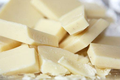 Chocolate blanco (Pixabay)
