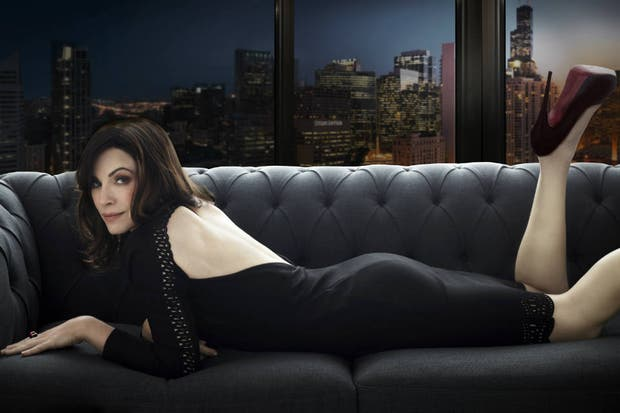 Julianna Margulies regresa con la tercera temporada de The Good Wife