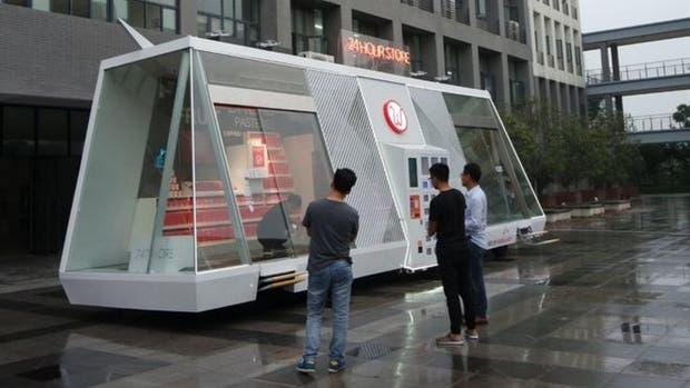 Las tiendas móviles ofrecerán una nueva experiencia de compra