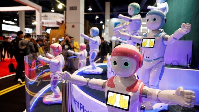 Los IpAL Smart Al Robots, de Avatarmind, diseñados para acompañar niños y mayores