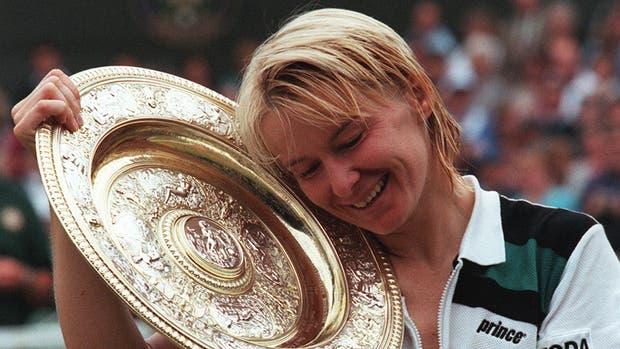 Falleció Jana Novotná, ganadora de 13 Grand Slams