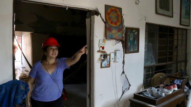 Honduras se solidariza con México tras potente terremoto