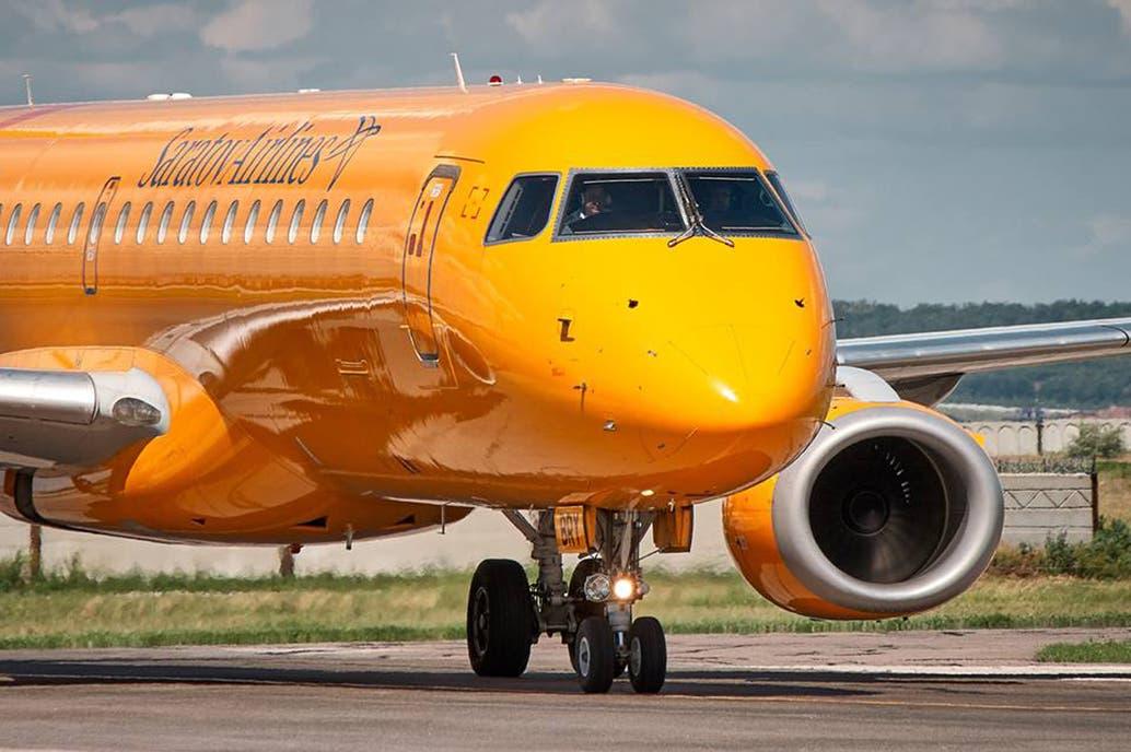 Rusia: Se estrella avión con 71 personas