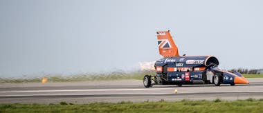As part of the tests, the vehicle was already running at Newquay Airport in the UK in 2017.