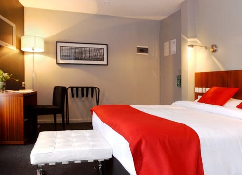 Para una noche especial, Blue Tree Hotel ofrece una estadía en sus habitaciones ( $386 + IVA, informe y reservas  5199 8399) www.bluetree.com.ar. Foto: lanacion.com