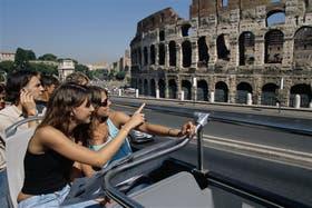En Roma los hoteles ofrecen tarifas un 10 por ciento más económicas que el año último