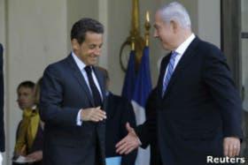 El presidente francés tildó de mentiroso al primer ministro israelí tras su visita, y a micrófono abierto