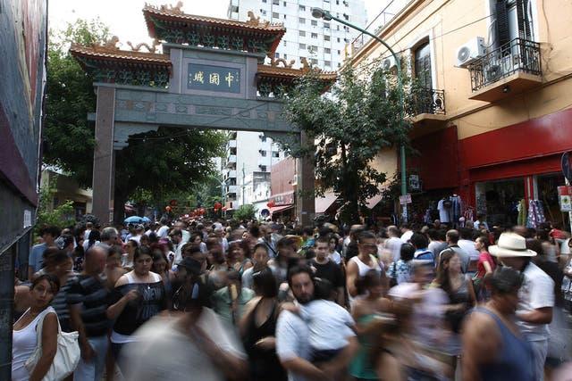 Comienzan los festejos por el Año Nuevo chino desde mañana