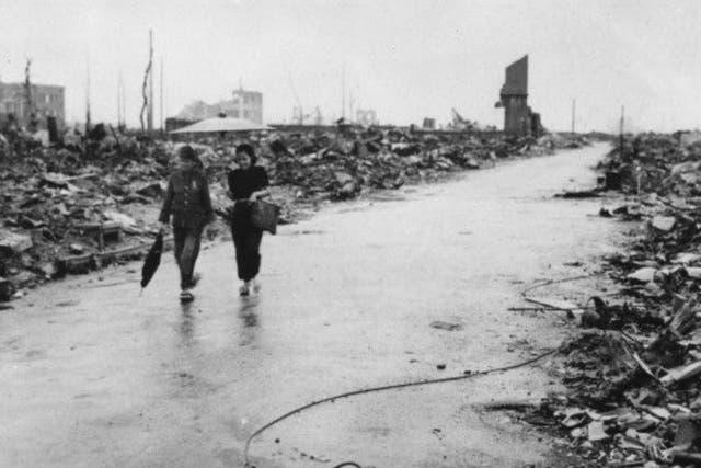 Se dice que la orden de lanzar bomas atómicas sonre Hiroshima y Nagasaki atormentó a Truman al final de sus días, pero en público siempre defendió su decisión