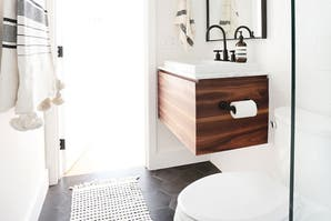 8 ideas para decorar un toilette