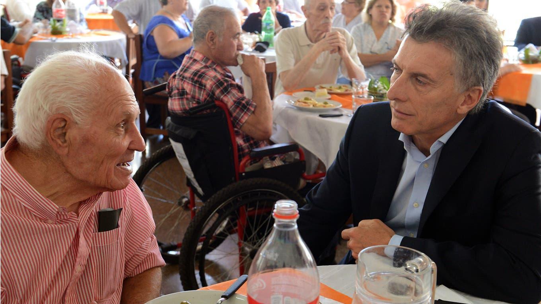 El backstage de la visita de Mauricio Macri a General Rodríguez