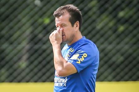 En Brasil analizan si despiden a Dunga o si le sacan el equipo de los Juegos Olímpicos