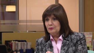 Entrevista completa a Patricia Bullrich