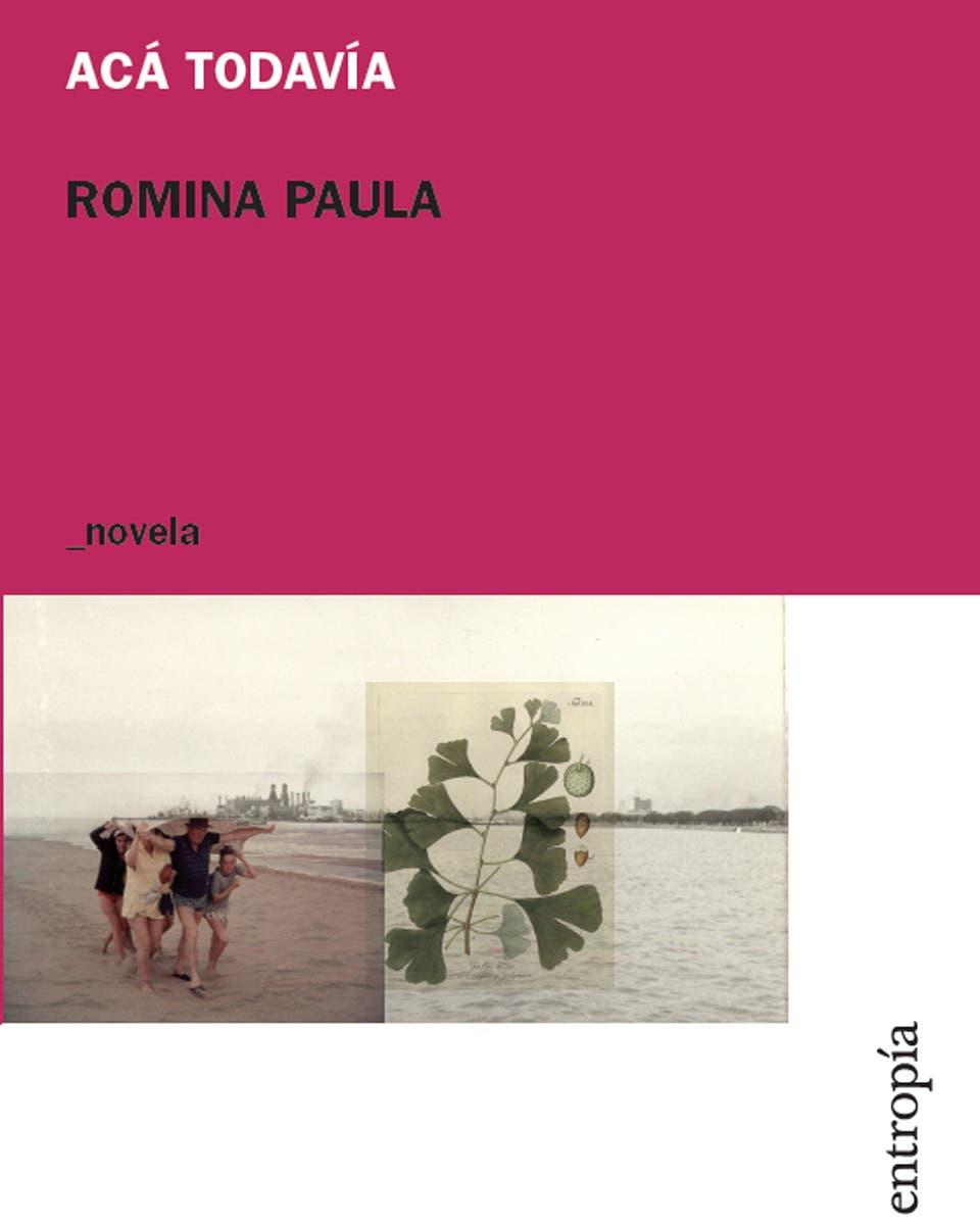 La tercera novela de Romina Paula es una apasionante aventura sentimental, cuyo centro de gravedad son las tensiones familiares.
