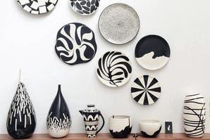 Carolina Iotti: el arte de trabajar con cerámica