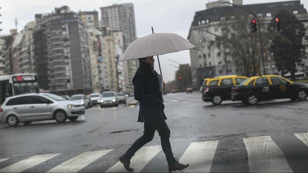 Hay probabilidad de lluvia durante la mañana con mejoras hacia la tarde