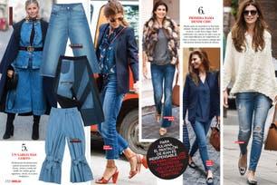Cómo usar el jean, en el especial de ¡Hola! Moda