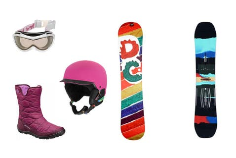 10 elegidos para hacer esquí y snowboard