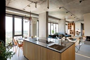 Dos propuestas para una cocina integrada