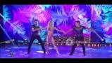 Bailado por un sueño 2017: Sol Pérez bailó con Brian Sarmiento, la salsa de a tres