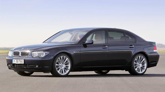 BMW Serie 7 Generación IV