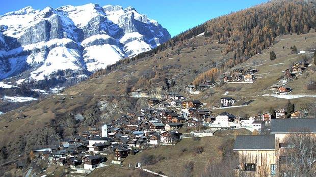 Un pueblo suizo se quedó casi sin habitantes y ofrece miles de euros a quienes se muden allí