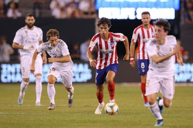 Joao Felix, la joya de Atlético de Madrid: costó 126 millones de dólares y fue la gran figura en la goleada ante Real