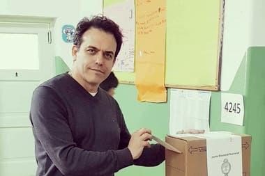 Mansilla De Souza, candidato a diputado por la provincia de Santa Fe de la fuerza de Espert