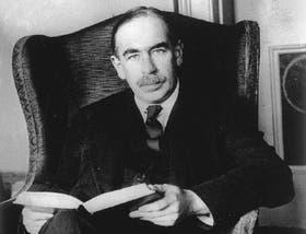 """El año de su muerte, Keynes dijo: """"Yo no soy keynesiano"""""""