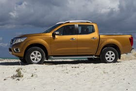 Nissan NP 300, la pick up que se fabricará en la Argentina