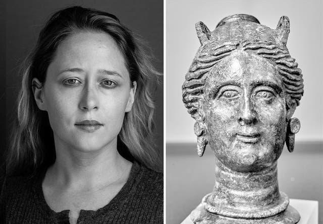 ¿Se parece Amanda Bullis a esta escultura del 300 antes de Cristo?