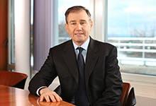 Ivan Glasenberg, ejecutivo de la compañía