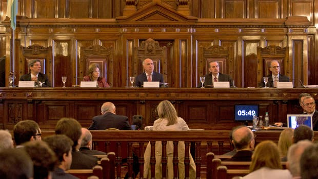 La Corte autoriza el viaje de jueces federales a EE.UU — Odebrecht