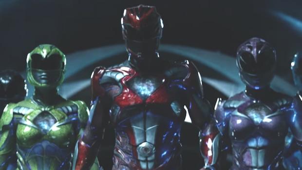 La nueva película de los Power Rangers tiene el primer super héroe gay declarado