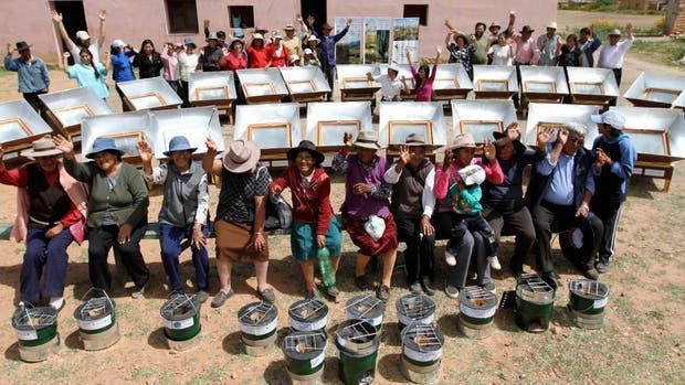 Solar Inti ya instaló cocinas solares en más de 45 comunidades Wichi de Salta y Jujuy