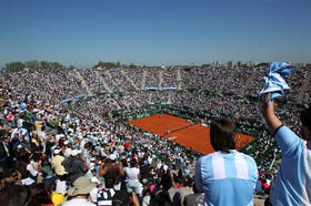 Como casi siempre desde 2006, la Argentina será local en el estadio de Soldati