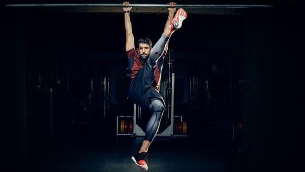 Phelps, en la Argentina
