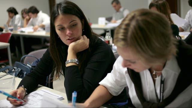 Los posgrados pueden ser profundizaciones en la especialización de la persona o una posibilidad de cambio de carrera