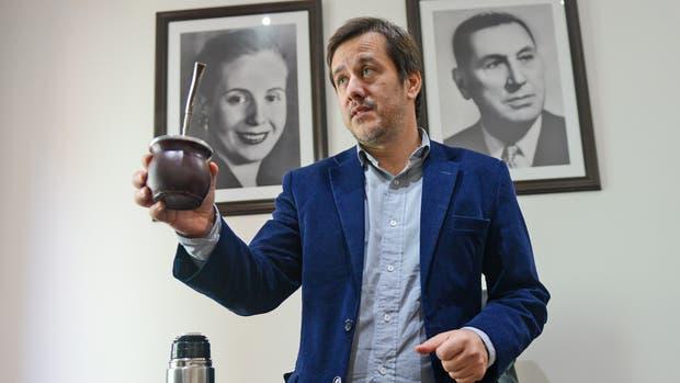 Mariano Recalde asegura que el cambio de estilo de Cristina era necesario