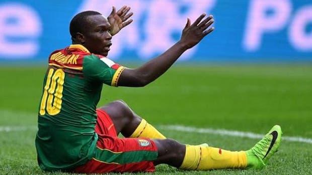 Camerún se quedó sin Mundial