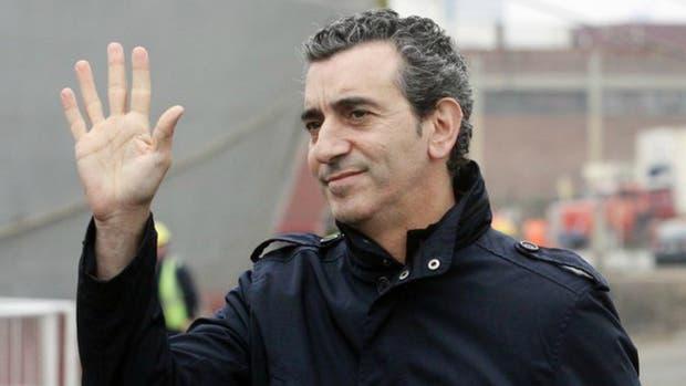 El ex ministro del Interior Florencio Randazzo