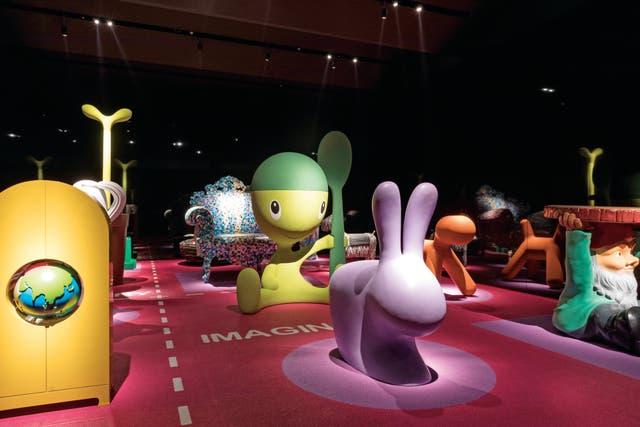 Muebles diseñados para la infancia